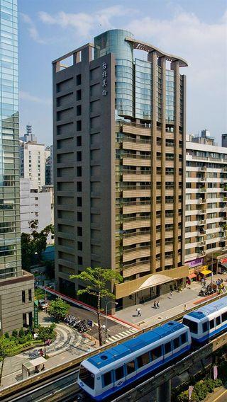 台北美仑大饭店